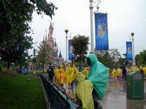 Disneyland Paris sotto la pioggia 1