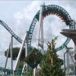 """Cinecittà World: il video del rollercoaster """"Altair"""""""