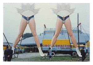 tamagnini armando Foto Facciata Circo sul Ghiaccio di Moira Orfei 1