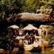 Dall'Oriente all'Africa, le atmosfere della Gardaland di inizio anni '90
