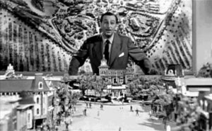 Walt-Disney-Disneyland-Model