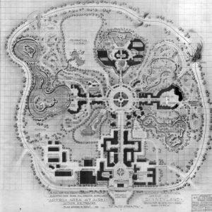 mappa disneyland 02
