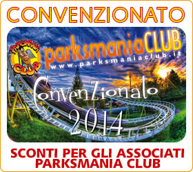 Agreement with Parksmania Club - Discounts for members